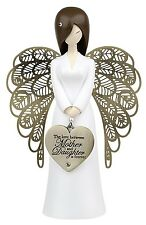 You Are An Angel Love Mother & Daughter Resin Figurine Modern Sentiment Keepsake