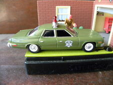 BOONE COUNTY, MISSOURI SHERIFF         1975 DODGE MONACO   GREENLIGHT   1:64