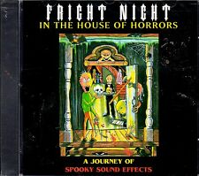FRIGHT NIGHT IN THE HOUSE OF HORRORS A JOURNEY OF SPOOKY HALLOWEEN SOUND EFFECTS