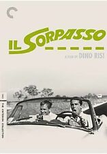CRITERION COLLECTION: IL SORPASSO - DVD - Region 1 - Sealed