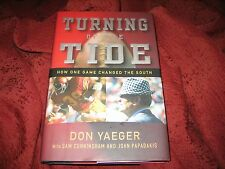 Turning of the Tide : How One Game Changed the South by Don Yaeger (2006, HD)