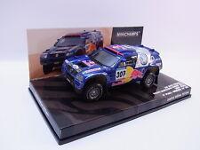 Lot 26219   Minichamps 436055307 vw race touareg Dakar 2005 voiture miniature 1:43 OVP