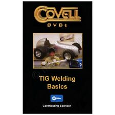 Ron Covell TIG Welding Basics Instructional Weld DVD Video