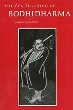 The Zen Teaching of Bodhidharma (English and Chinese Edition), Bodhidharma, Acce