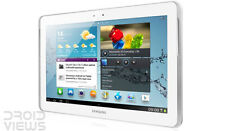 White! Samsung Galaxy Tab 2 (7.0) GT-P3100 3.15MP Camera 7'' 3G Tablet 8GB GPS