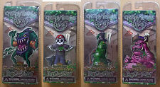 Wizkids Creepy Freaks - Lot of 4x Boosters (MIB)