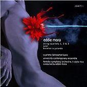 Eddie Mora String Quartets 1 2 & 3 / Sula / Bocetos CD ***NEW***