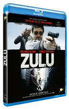 Zulu NEW Arthouse Blu-Ray Disc J. Salle Orlando Bloom F. Whitaker South Africa