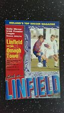 LINFIELD V OMAGH TOWN 2003-04