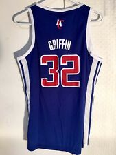 Adidas Women's NBA Jersey Los Angeles Clippers Blake Griffin Blue sz S
