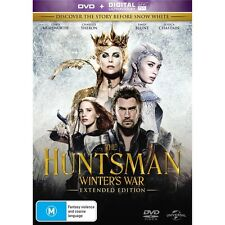 THE HUNTSMAN:Winter's War-Emily Blunt, Chris Hemsworth-Region 4-New AND Sealed