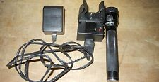 1 STREAMLIGHT STINGER FLASHLIGHT & 75100 CHARGER WORKING NEW SWITCH COVER, LENS