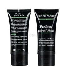 NEW Black Mud Face Mask Blackhead Remover Cream Deep Clean Purifying Peel Facial