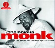 The Absolutely Essential 3 CD Collection by Thelonious Monk (CD, Sep-2011, 3...
