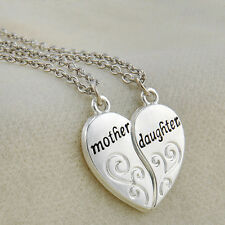 "Fashion Mother and Daughter Love ""Mom"" Necklace Mother's Day Gifts For Mother CN"