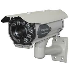 License Plate Recognition Camera HD-TVI & 960h video output (1080p full HD)