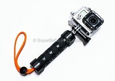 XGrip Sport Camera Handle Grip w/Mount & Super Secure Strap for GoPro Hero 2 3 4