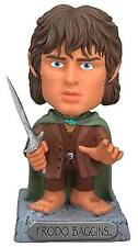 FRODO BOBBLE-HEAD ~ TOLKIEN Hobbit LORD OF THE RINGS WACKY WOBBLER HEAD KNOCKER