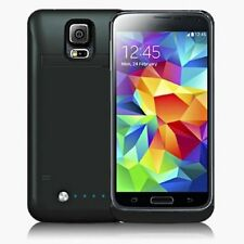Samsung Galaxy S5 Extended Battery Backup Power Pack Charger Case Juice Cover