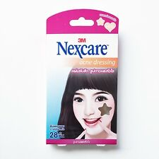 3M Nexcare Acne Dressing Pimple Sticker Inflamed Zit Heal Patch 28 pcs