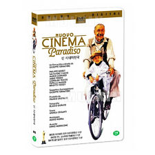 Cinema Paradiso (1988) DVD - Giuseppe Tornatore, Jacques Perrin (*New* *Sealed*)