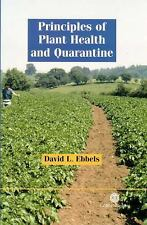 Principles of Plant Health and Quarantine (Cabi Publishing)