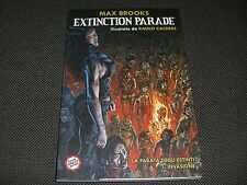 EXTINCTION PARADE N.1 - RAUL CACERES - PANINI - NUOVO