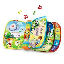 Vtech Baby Musical Rhymes Book 40+ Songs & Phrases  Light Up Stars Fun Activity