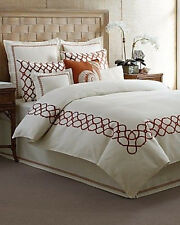 Tommy Bahama Home Full/Queen Size Duvet Cover 100% Cotton - Brand New