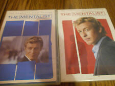 The Mentalist Season 1 & 2.  Lot   Simon Baker
