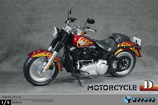 ZY Toys Motorcycle Bike Cruiser Special Version for 1:6 Scale Action Figures #D