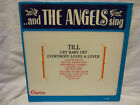 AND THE ANGELS SING ORIGINAL 1962 WLP LP 1001