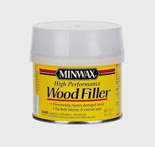 New! Minwax High Performance Sand Wood Filler 12 oz. Resists Shrinking 21600