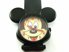 MICKEY MOUSE FACE  WATCH UNISEX KIDS WATCH NEW WITH OUT TAG