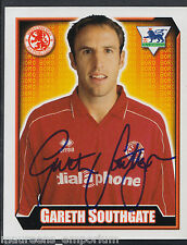 Merlin Football Sticker - 2003 Premier League No 396 - Middlesbrough - Southgate