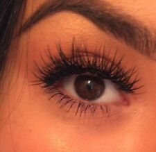 Wispy Long Eyelashes Similar to Lilly Lashes Huda Beauty Red Cherry