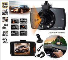 """Mini 2.4"""" HD TFT LCD Car Dash Camera Video DVR Comes with 32 GB. Micro SD card"""