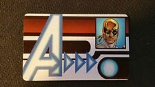 Heroclix Age of Ultron AOU Storyline Event Wave 2 Iron Fist ID Card AUID-002