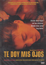 DVD - Te Doy Mis Ojos NEW Laia Marull Luis Tosar Rosa Maria FAST SHIPPING !