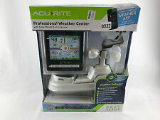 AcuRite Professional Weather Station - Color Display, 5-in-1 Sensor - NEWES