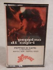 Peppino Di Capri e i New Rockers - Napoli Ieri E Oggi  Sprash Records 1975 Italy