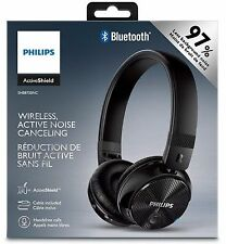 PHILIPS BLUETOOTH Wireless Active Noise Canceling Headphones **NEW IN BOX**