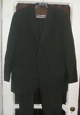 Canadian Made Mens Wool Suit by Fiori 44R