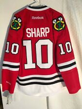 Reebok Premier NHL Jersey Chicago Blackhawks Patrick Sharp Red sz XL