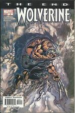 Marvel Wolverine The End comic issue 3