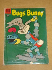 BUGS BUNNY #59 G (2.0) DELL COMICS MARCH 1958