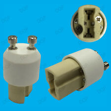 GU10 To G9 Ceramic Light Bulb Base Socket Lamp Adaptor Converter Holder V2