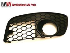 VW GOLF V GTI MK5 04-09 FRONT BUMPER LOWER GRILLE TRIM LEFT N/S/F PASSENGER
