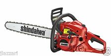 "Shindaiwa 491S-18 50.2 CC Chainsaw with 18"" Bar and Chain, i-30 Starting System"