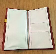 Standard Size Oxford Cloth Insert Pocket Holder For Midori Travelers Notebook